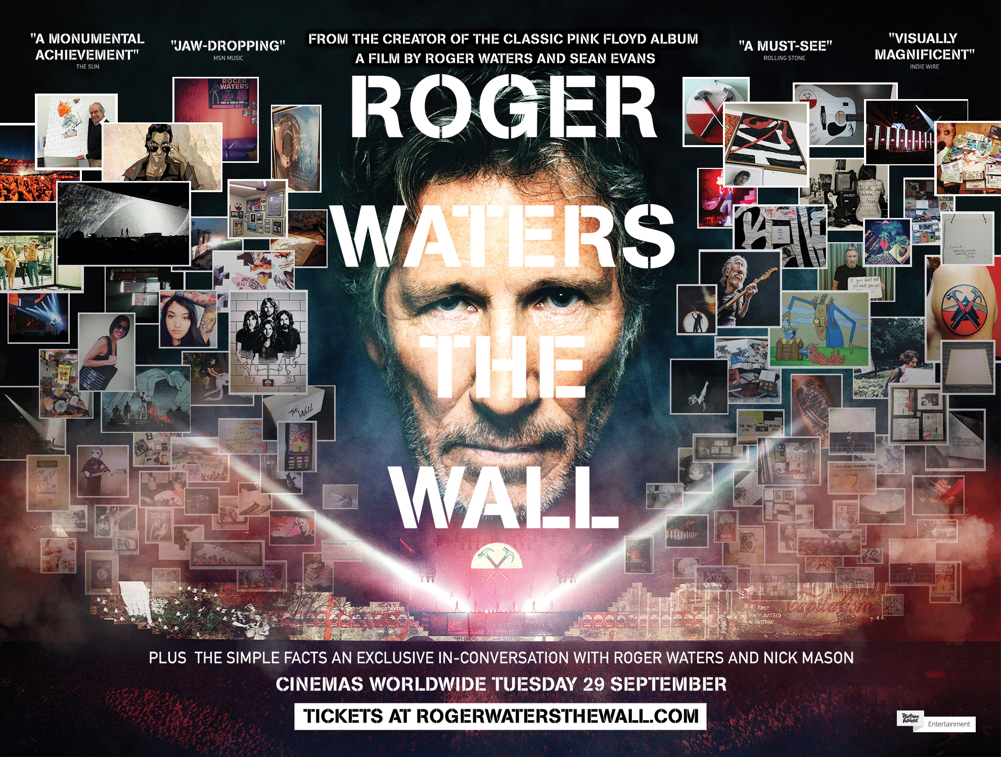 Roger Waters The Wall Tour Movie