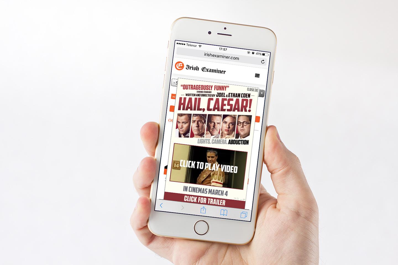 Hail Caesar iPhone