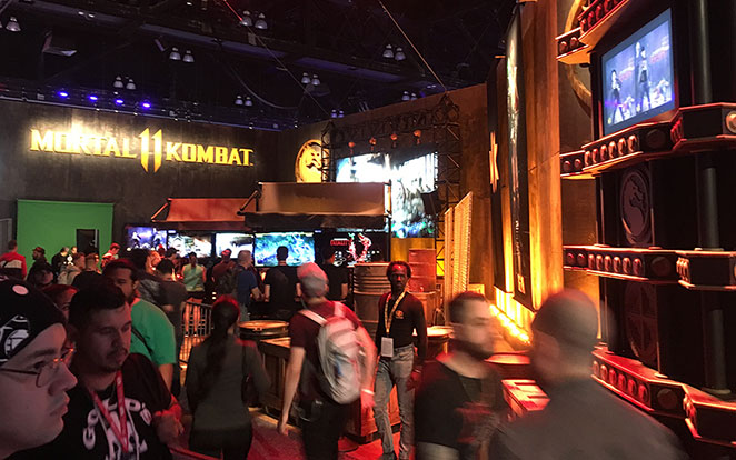 Mortal Kombat 11 - E3