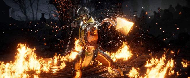 Mortal Kombat 11 - Glass Eye