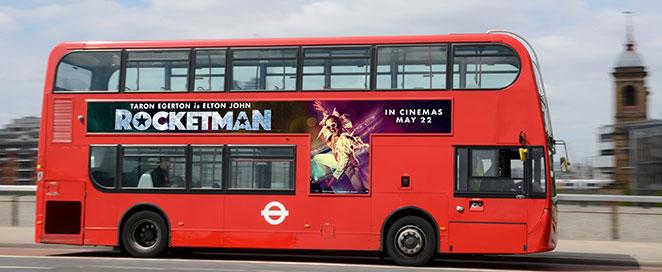 Rocketman - Bus side